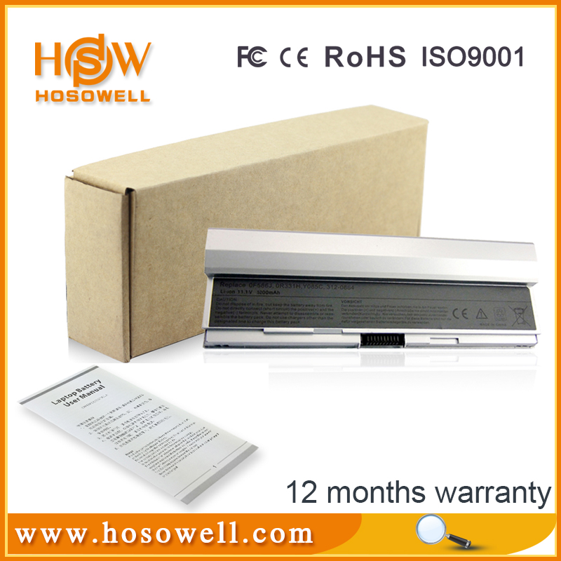 High capacity original laptop battery W346C 0U444C 0F586J 0R331H X784C Y082C R640C R841C For DELL Latitude E4200 batteries
