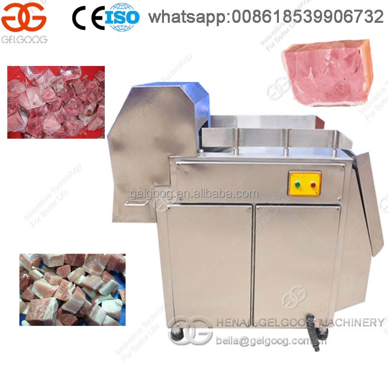 2016 Hot Selling Fresh Beef/Mutton Cube Cutting Machine
