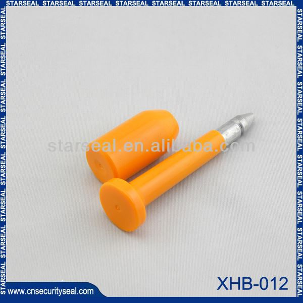 ISO 17712 Compliant High Security Seals safety seal bottle