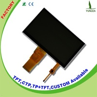 factory supply 7.0 inch tft lcd screen with capacitive touch panel