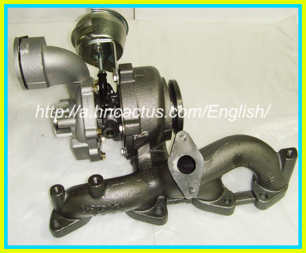 GT1749V turbo 724930-0008 03G253014H 03G253019A turbocharger for VW Golf Jetta Passat Touran 2.0 TDI