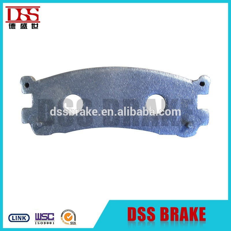 Auto spare parts back plate of brake pad D553