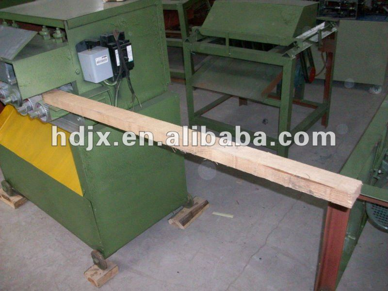 Toothpick production machine