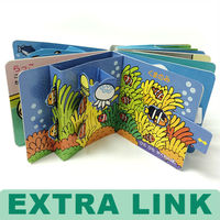 2014 New product Graphic Design Alibaba 3D Child Book