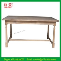 Traditional solid wood hand carved Dining table(RF1005)