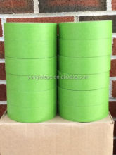 AUTOMOTIVE MASKING TAPE 1-1 /2 INCH X 55 YDS GREEN 24 ROLLS IN CASE