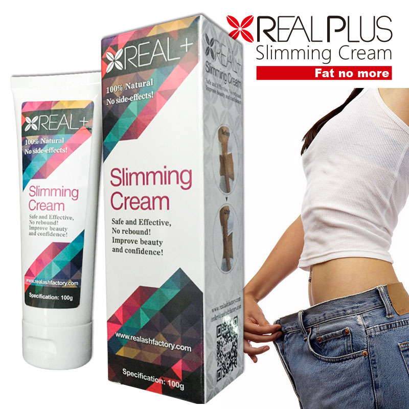 It really works Real Plus natural lose weight products 3 days slimming cream