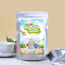 Wholesale flavors frozen yogurt ice cream powder mix soft icecream and hard ice cream powder