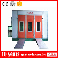 CE Approved Diesel Burner Type Car Care Equipment Drying Room