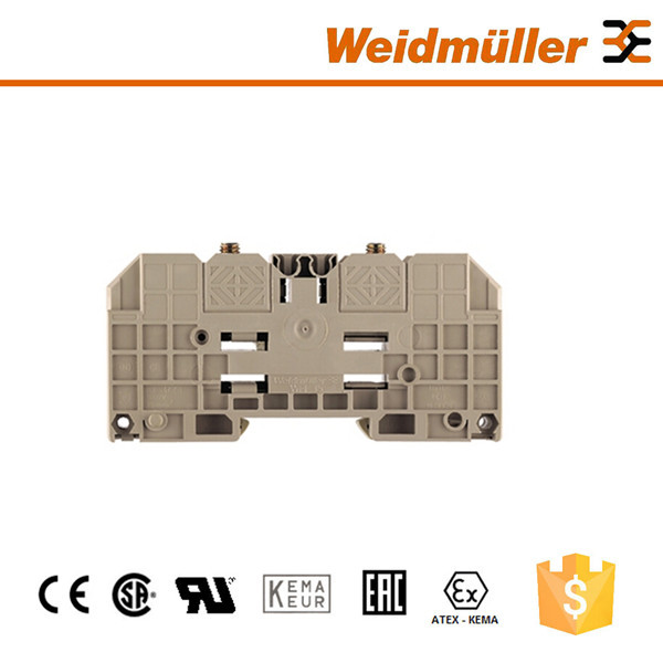 Original Weidmuller 1028300000 WFF 35 feed through pluggable terminal block