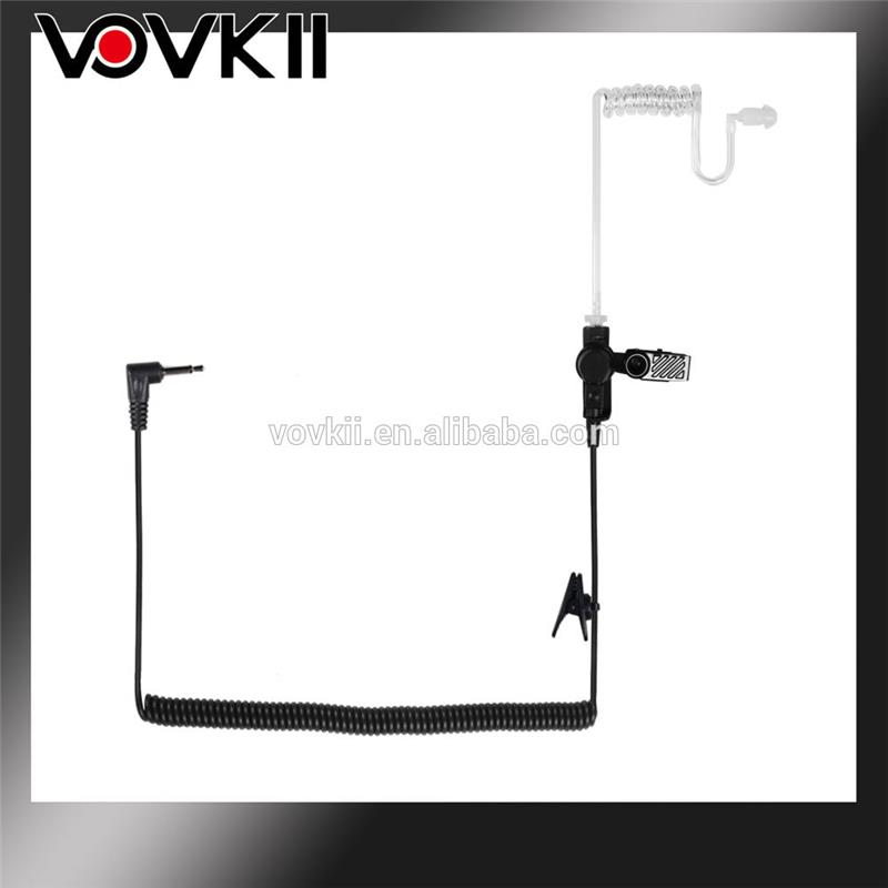 Hot selling Boom Mic PTT earpiece for Vertex VX510 for Motorola HT750
