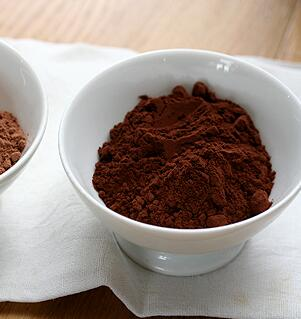 Food Grade Dark Brown Alkalized Cocoa Powder 25KG Bag