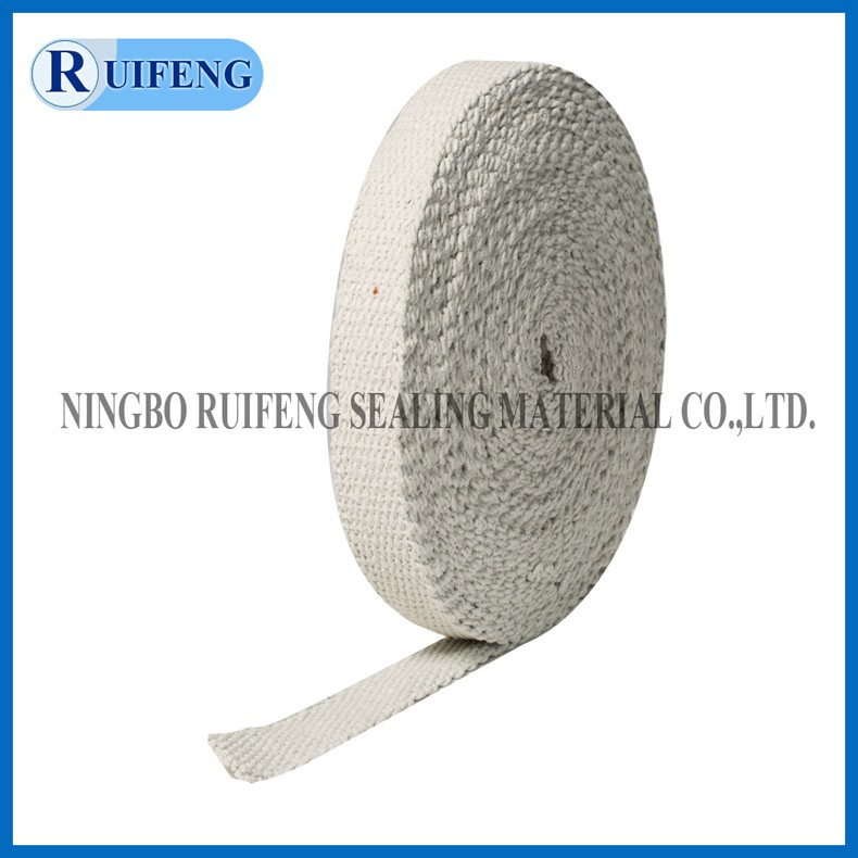 Dust Free rock wool Tape for hot sale and made in China