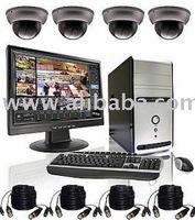 16CHANNEL CCTV KIT