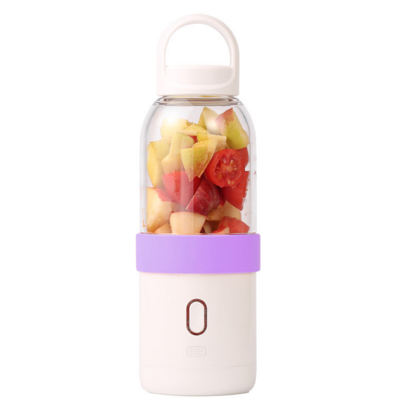 Hot sale 6 blades electric mini travel new portable usb blender joyshaker BPA free