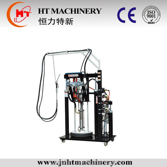 jinan HT manufcturer silicone sealant production line / silicone sealing machine for insulating glass