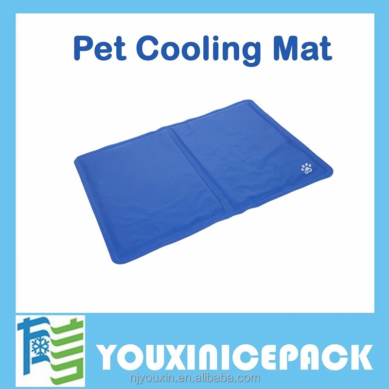 non-toxic cool gel mat, reusable cooling gel mattress pad, cool ice pad/cool gel mat - Jozy Mattress | Jozy.net