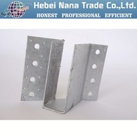Factory direct selling galvanized steel joist hangers