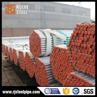 cs gi pipe from sino east , pre galvanized round steel tubes , pre galvanized warmhouse pipe