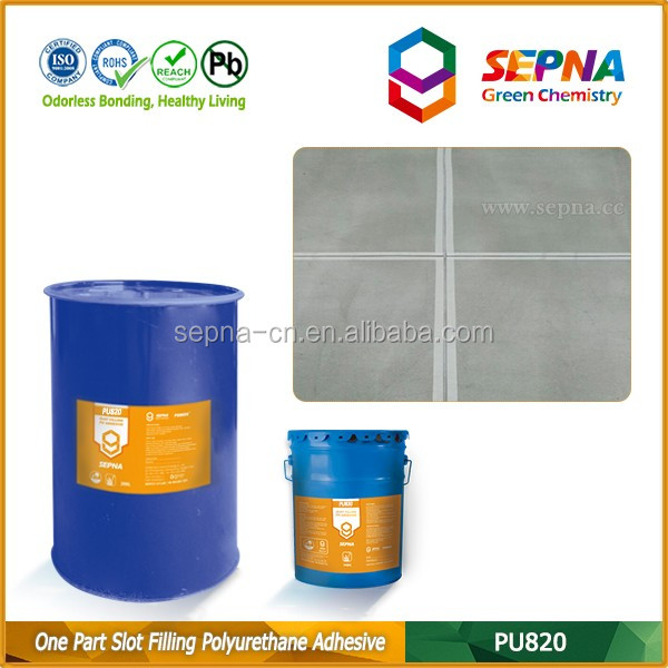 Concrete Crack Injection Adhesive PU Joint Sealant