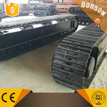 Kubota DC60 Combine Harvester rubber track/Rubber crawler/rubber track chassis