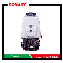 agricultural 767/768 two stroke power sprayer knapsack sprayer with TU26 engine