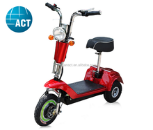 China tricycle three wheel folding electric mobility scooter