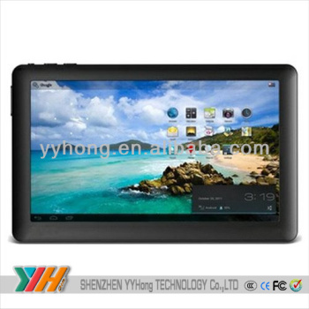 Custom logo 7 android 4.0 a13 tablet pc
