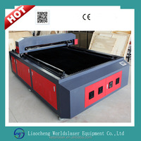 China Factory 1300x2500mm 180w/300w laser tube 1325 metal cutting machine for non metal