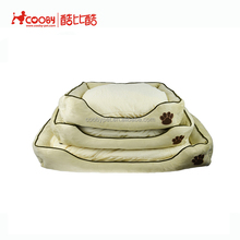 China newest design Popular safe leisure suede products unique products to sell pet bed