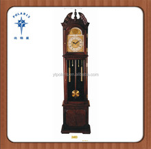 Wooden stand up kd grandfather clock