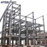 ISO9001 SGS Largest factory pre engineering steel structure
