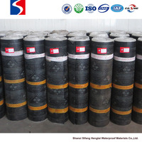 sbs high polymer modified asphalt bitumen waterproofing roof sheet