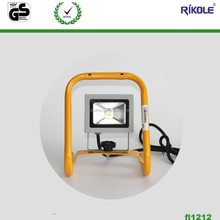 ip65 portable led flood light outdoor with square handle