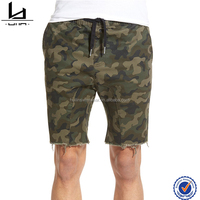 Men's printed military army camo print army color men camo shorts wholesale