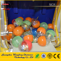 Wangdong 50mm capsule toy/balloon machine for gift