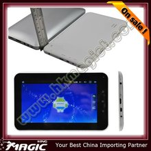 2012 new touch pad! Lowest price with Capacitive screen