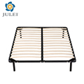 Newly metal slatted bed frame home furniture