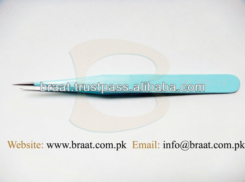 2014 hot sale tweezer / eyelash extension tweezers / stainless steel tweezers