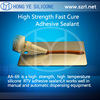 High Strength Fast Cure Adhesive Silicone Sealant