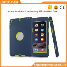 For iPad pro 9.7 Kids Baby Safe Armor Shockproof Heavy Duty Silicone Hard Case Cover