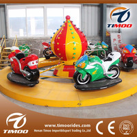 Fantastic outdoor kids amusement rides carnival games motorcycle race/mechanical rides for sale