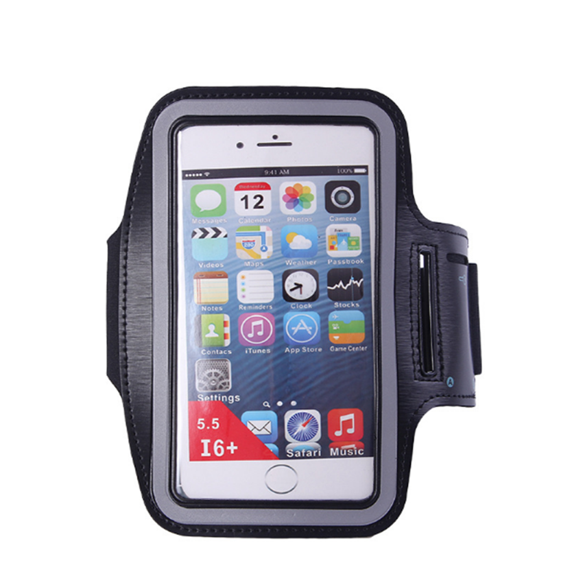 Universal Water Resistant Exercise Armband Running phone case cover for iphone