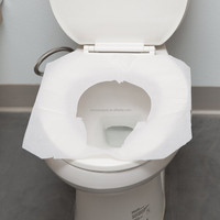disposable flushable toilet seat cover paper manufacturers from china