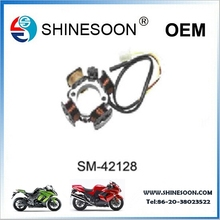 Stator comp for motorcycle parts, motorcycle stator comp for SH125