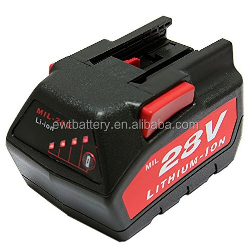 battery cells power tools M28