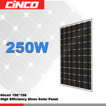 price per watt solar panels,250W Mono crystalline solar cell for grid tied pv system cheap price