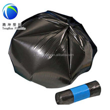 Hdpe high quality china best price plastic garbage bag
