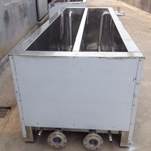 Duck slaughtering line, duck wax dipped poultry pool