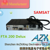 FTA digital 80 digital satellite tv samsat hd